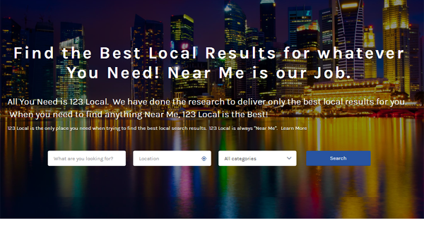 Local Directory on the Planet Always Find what you Need. Near Me 1